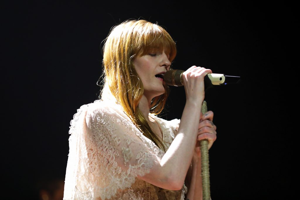 Florence and The Machine @ Maverick Center /w St. Vincent, Lizzo 09.14