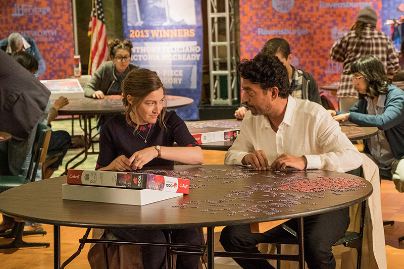 Film Review: Puzzle