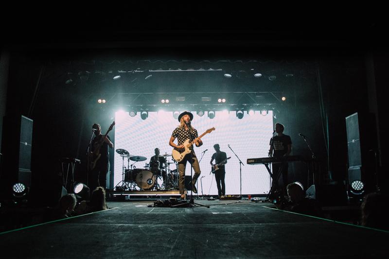 Twilight Concert Series 2018: Moon Taxi 08.30 with Brogan Kelby, DJ Jarvicious