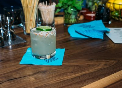 The Wedding Cocktail created by bartender/co-owner Jacob Hall. Photo: @clancycoop