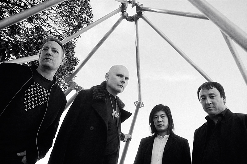 Smashing Pumpkins @ Vivint Smart Home Arena 09.04 with Metric