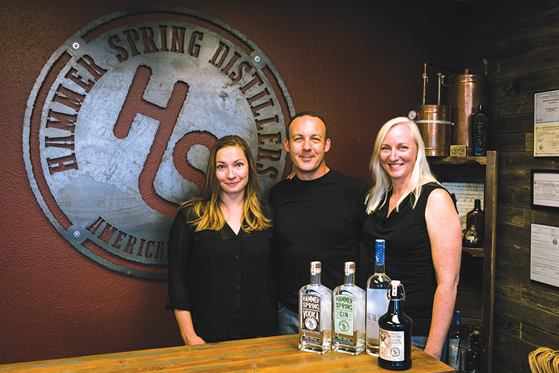Pancake and Potato Pioneers: The Hammer Spring Distillers