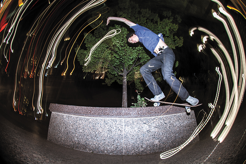 Skate Photo Feature: Tyson Bowerbank