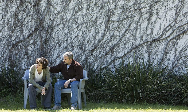 The tragic, true story of addict Nic Sheff (Timothée Chalamet) and his adoring yet perplexed father, David Sheff (Steve Carell) as the pair journey through the most awful situation of their lives. Photo Courtesy of Amazon Studios