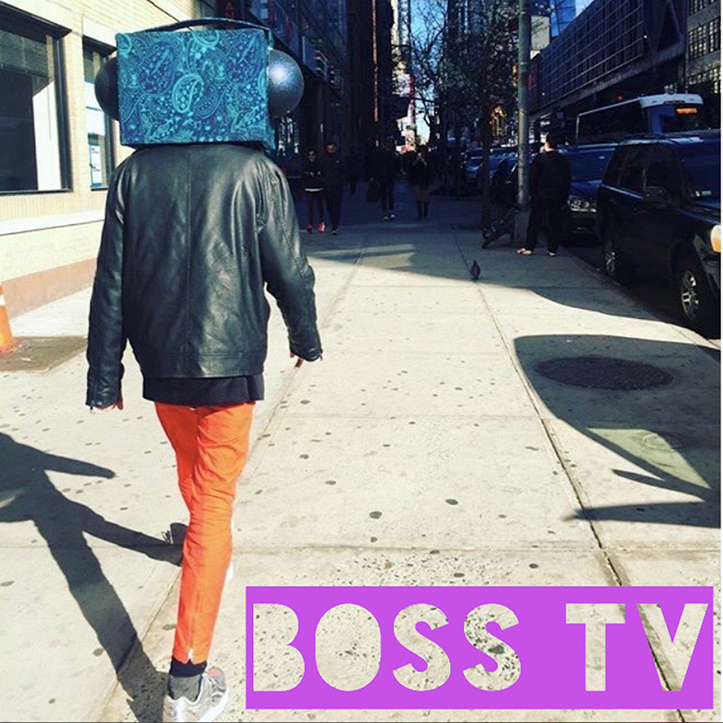 Local Review: Boss TV – Self-Titled