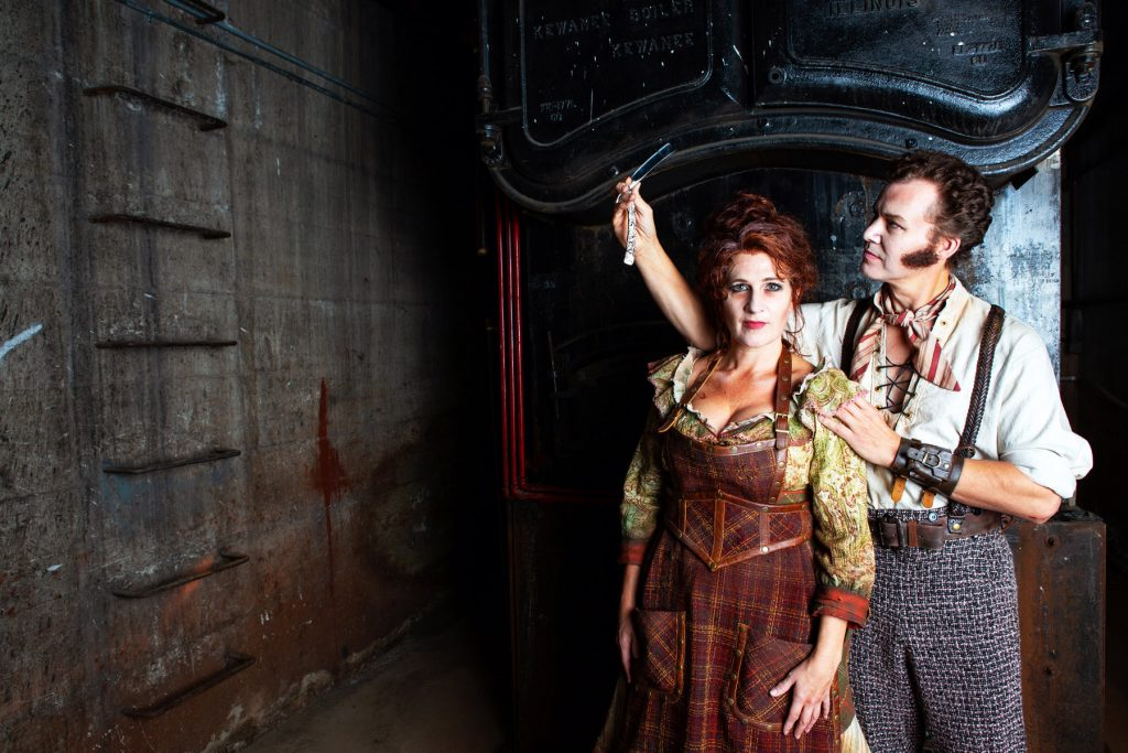 The Music of Mayhem and Murder: Pioneer Theatre Company's Sweeney Todd: the Demon Barber of Fleet Street