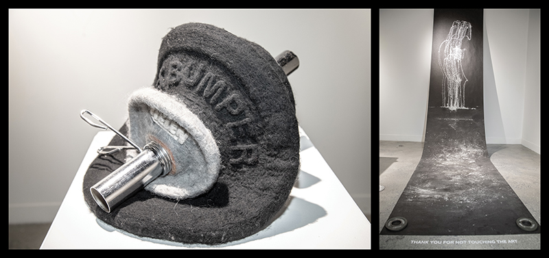 Heavy Lifting: Works by Molly Morin