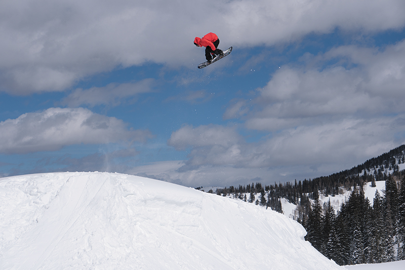 Snow Photo Feature: Sage Kotsenburg