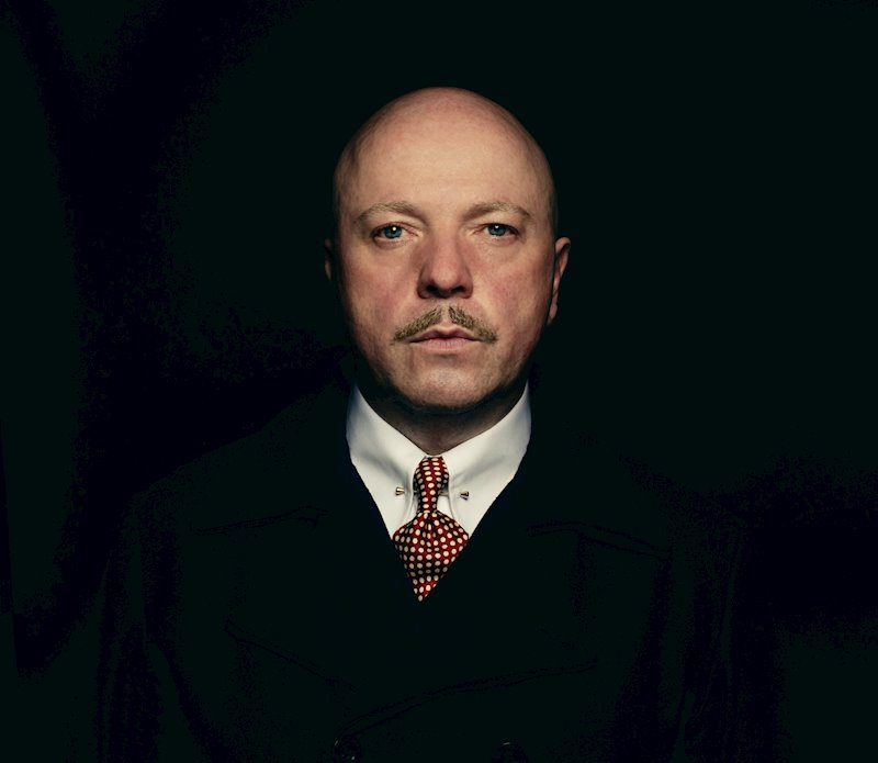 All Worlds Must Collide: Reflections with Ronan Harris of VNV Nation
