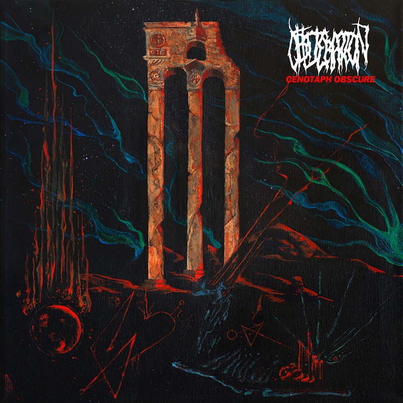 Review: Obliteration – Cenotaph Obscure