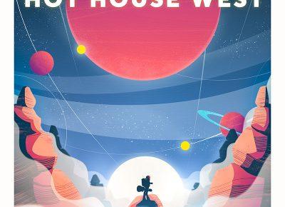 Hot House West   Django in Orbit   Self-Released