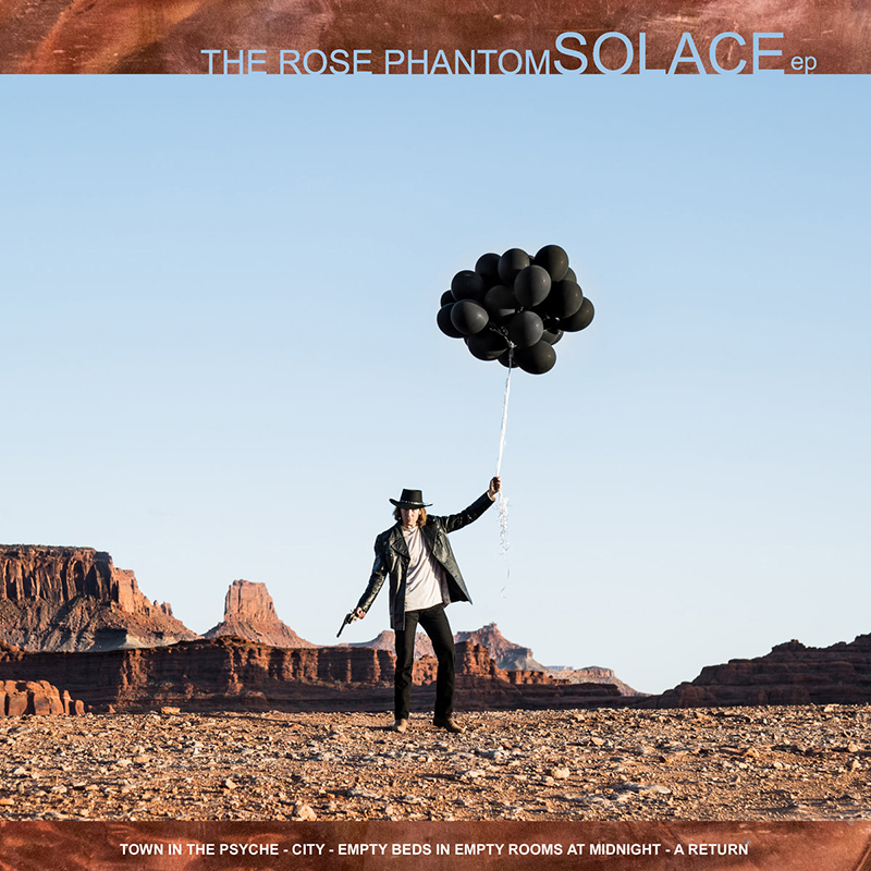 Local Review: The Rose Phantom – Solace [EP]