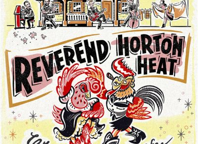 Reverend Horton Heat   Whole New Life   Victory