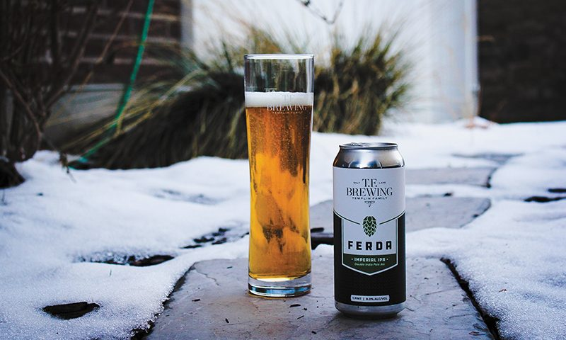 With balance from the tropical hops, the finish presents hints of fresh grass and slight yet welcome bitterness. Photo: Chris Hollands
