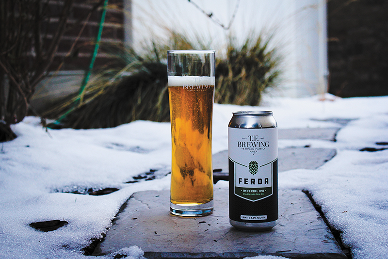 Beer of the Month: Ferda