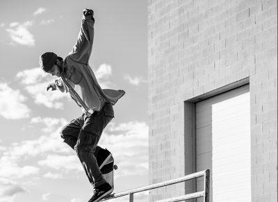 Shylio Sweat – Front Crook Pop Over – Richfield, Utah. Photo: Weston Colton