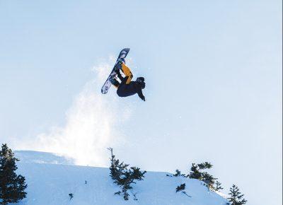 Spencer Shubert – Frontside Rodeo 5 – Brighton Resort, Utah. Photo: Jack Dawe