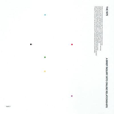 The 1975 | A Brief Inquiry Into Online Relationships | Dirty Hit