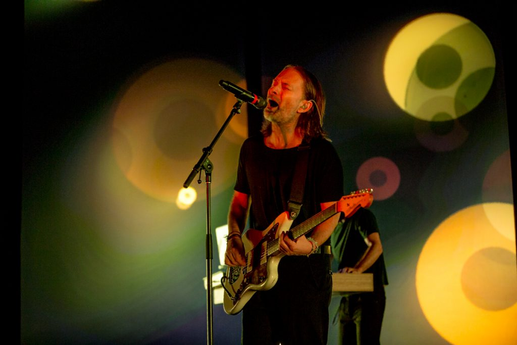 Thom Yorke @ The Union 12.13 w/ Oliver Coates