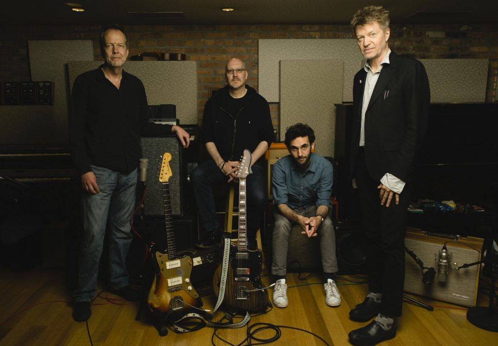 The Nels Cline 4 @ The State Room 02.11