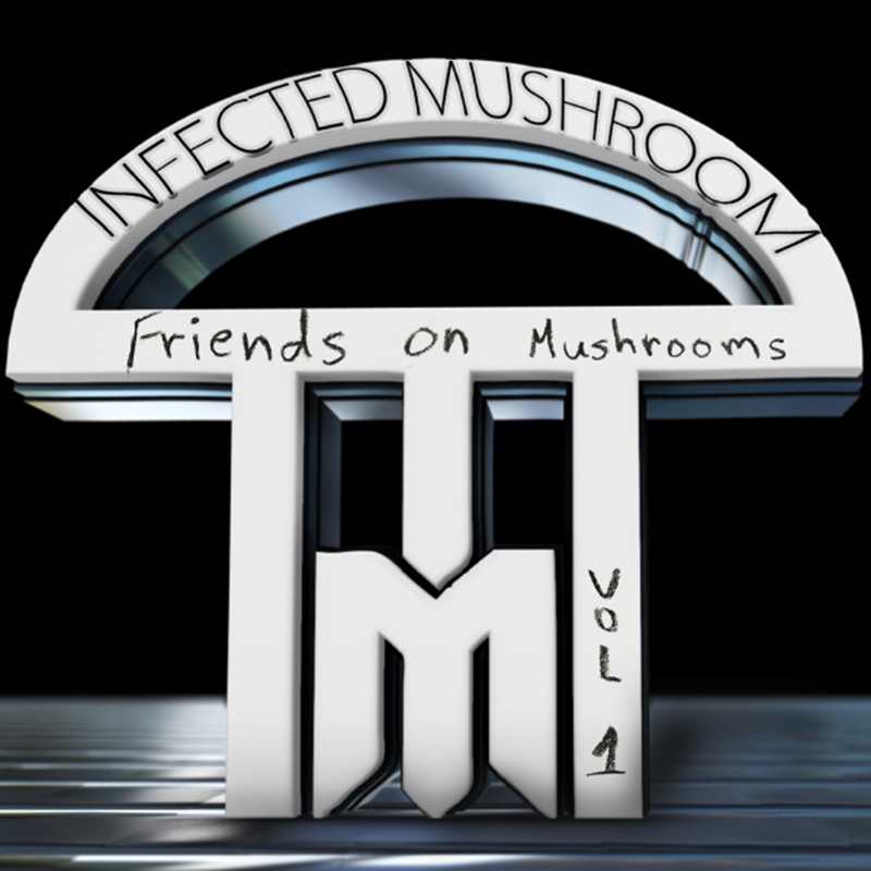 Review: Infected Mushroom – Friends on Mushrooms Vol. 1