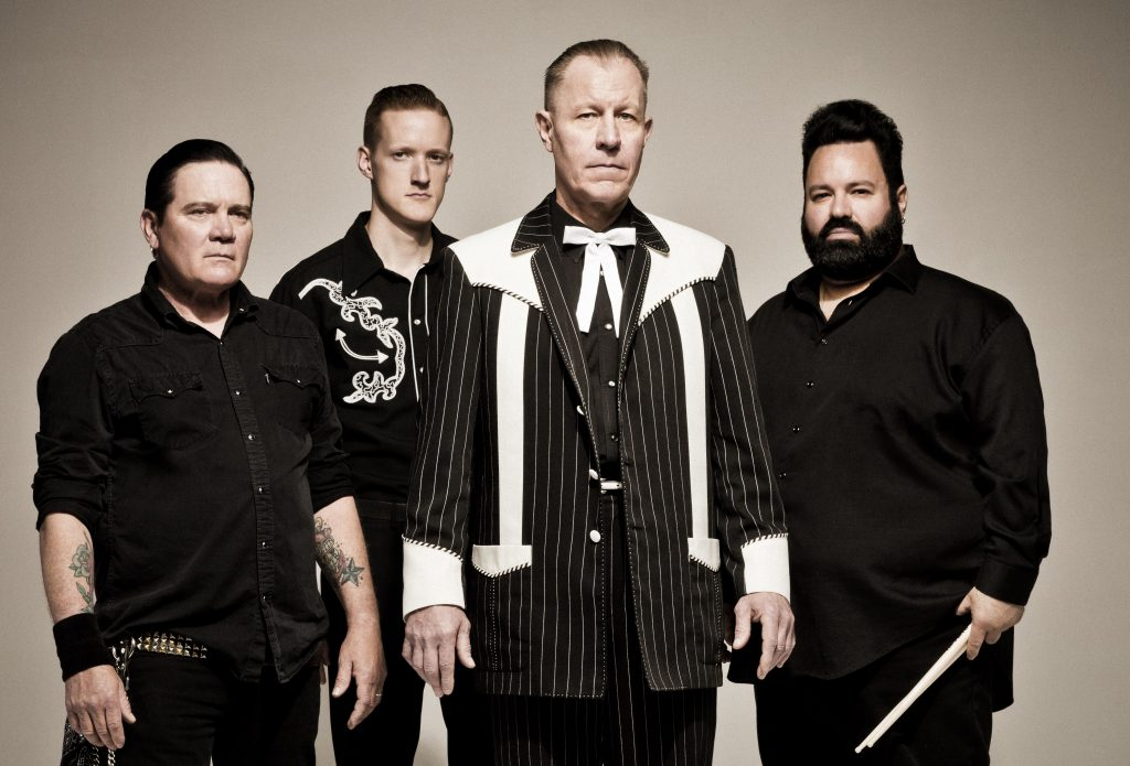 Reverend Horton Heat @the Depot 2.15 w/ Voodoo Glow Skulls and the Delta Bombers