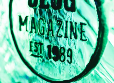 30 Years frozen in time for the SLUG Mag Time Warp.