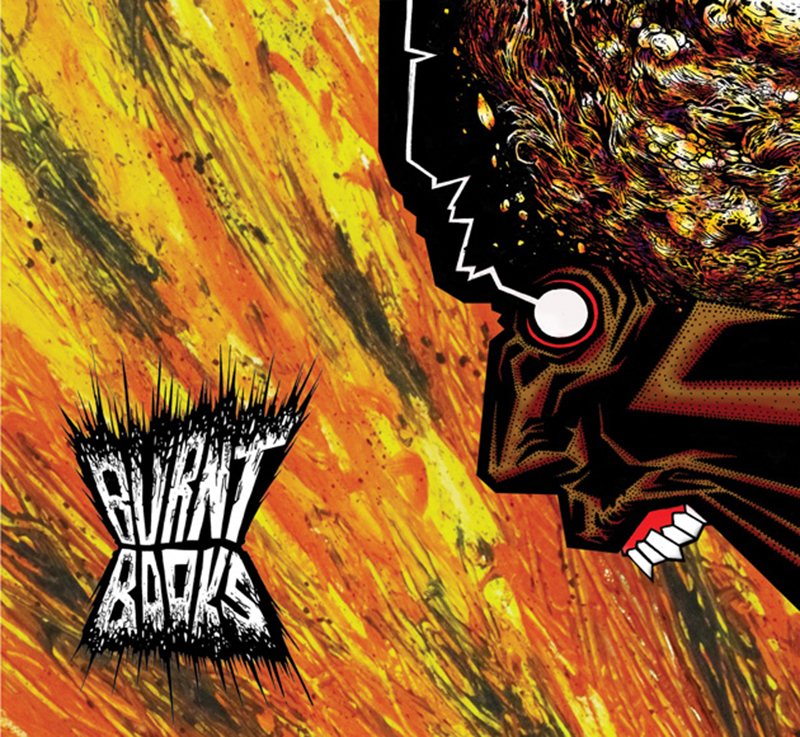 Review: Burnt Books – Self-titled