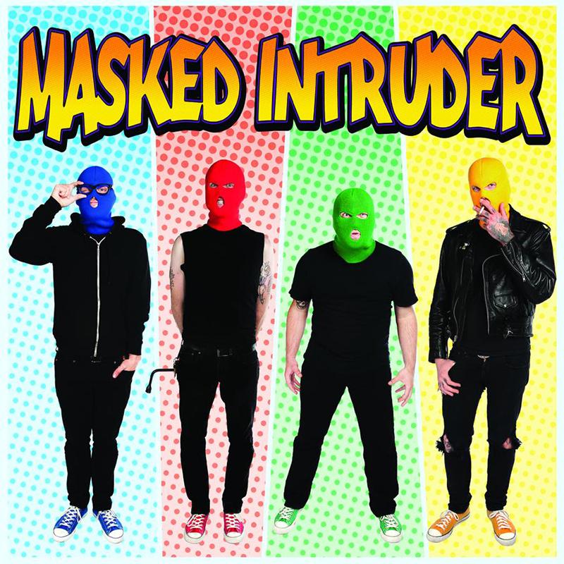Review: Masked Intruder – Self-Titled