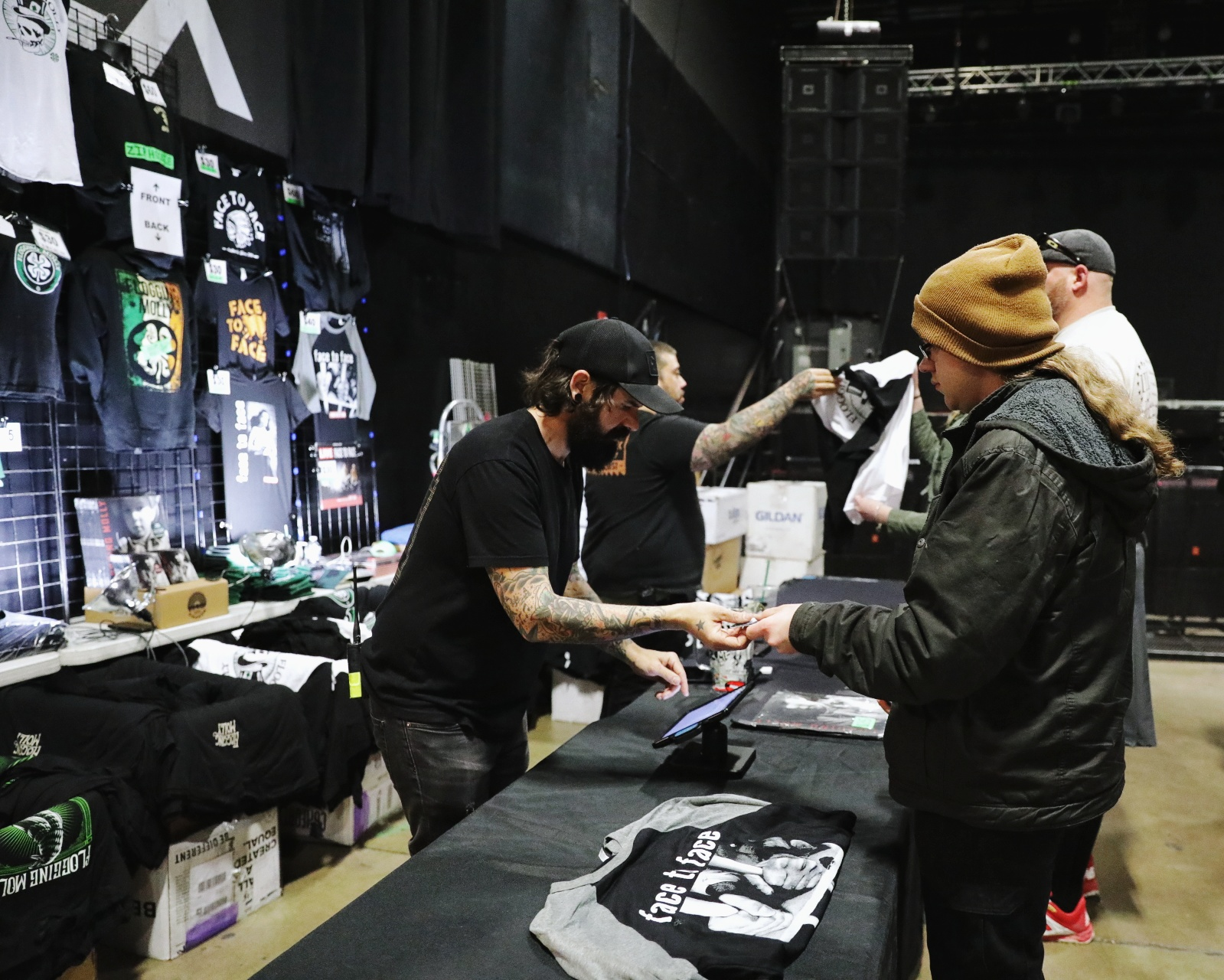 T-shirts are going fast! Photo: @Lmsorenson