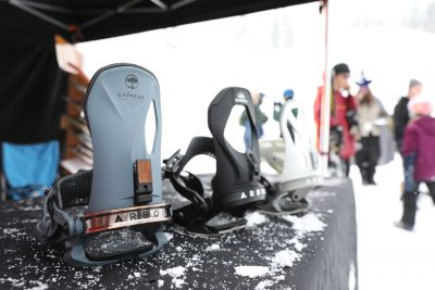 Arbor snowboards are a proud sponsor of the SLUG Games.
