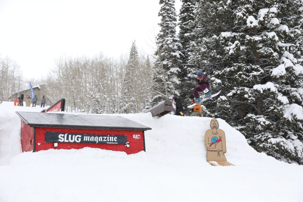Rail Jam Wizardry: The 19th Annual SLUG Games Didn't Disappoint