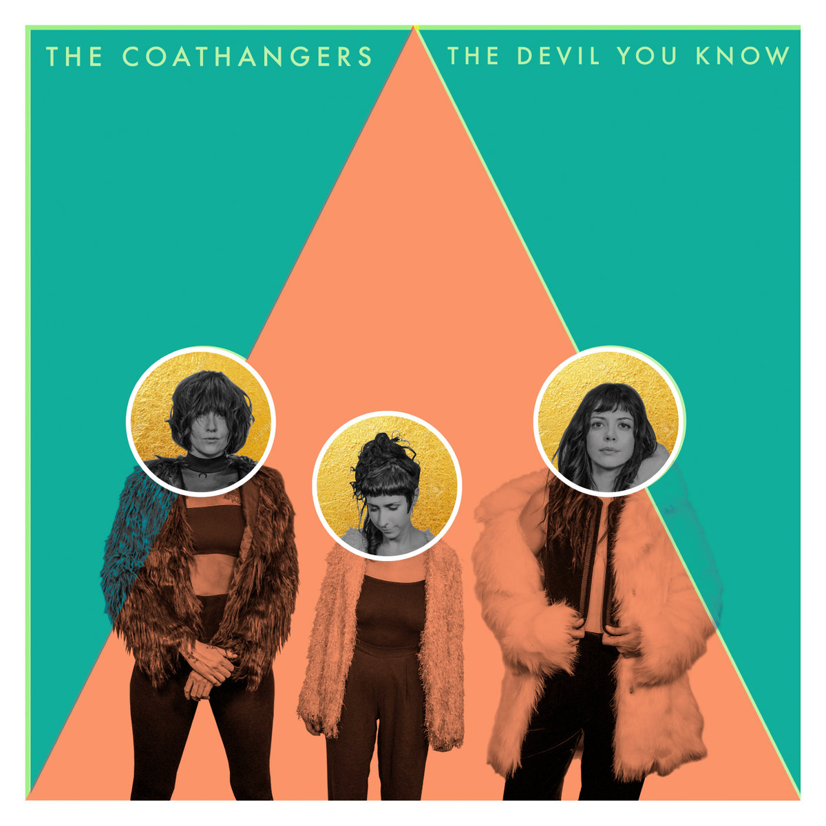 The Coathangers | The Devil You Know |Suicide Squeeze Records