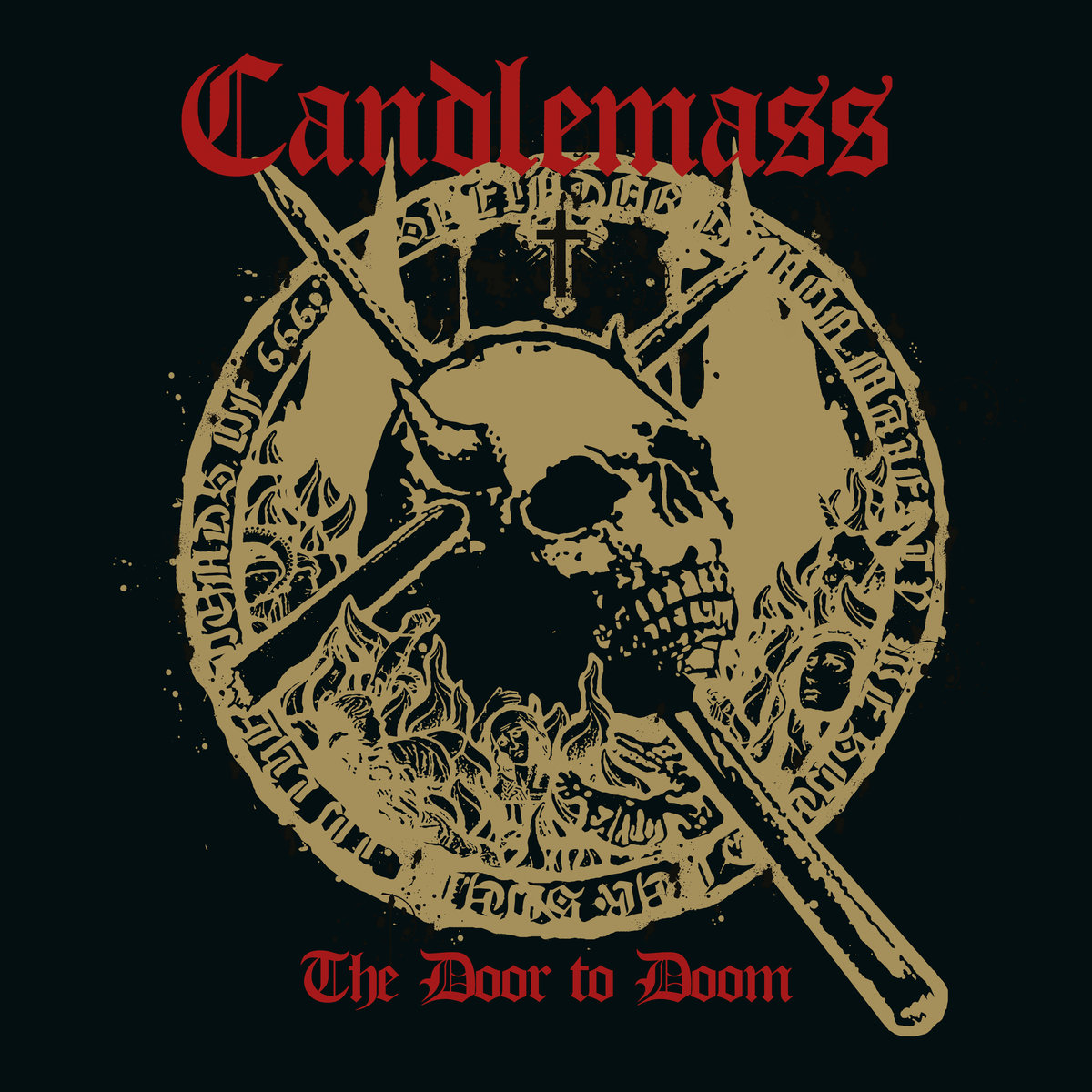Candlemass | The Door to Doom | Napalm