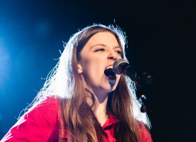 Singer, songwriter Jade Bird belts it out to a crowded Union Event Center. Photo: @Lmsorenson