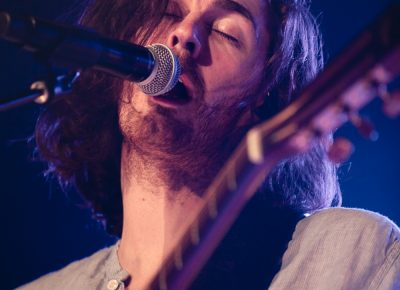 Hozier, playing songs from the newest album release, Wasteland, Baby! Photo: @Lmsorenson