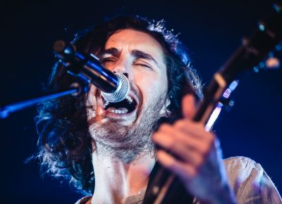 With the newest album released, Hozier dips into his new material. Photo: @Lmsorenson