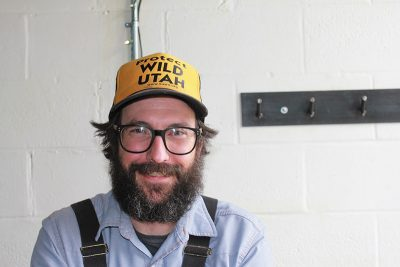 Brewer Colby Frazier views the ABV increase of tap and commercially available beer from 4 to 5 percent as a boon to the local beer community.