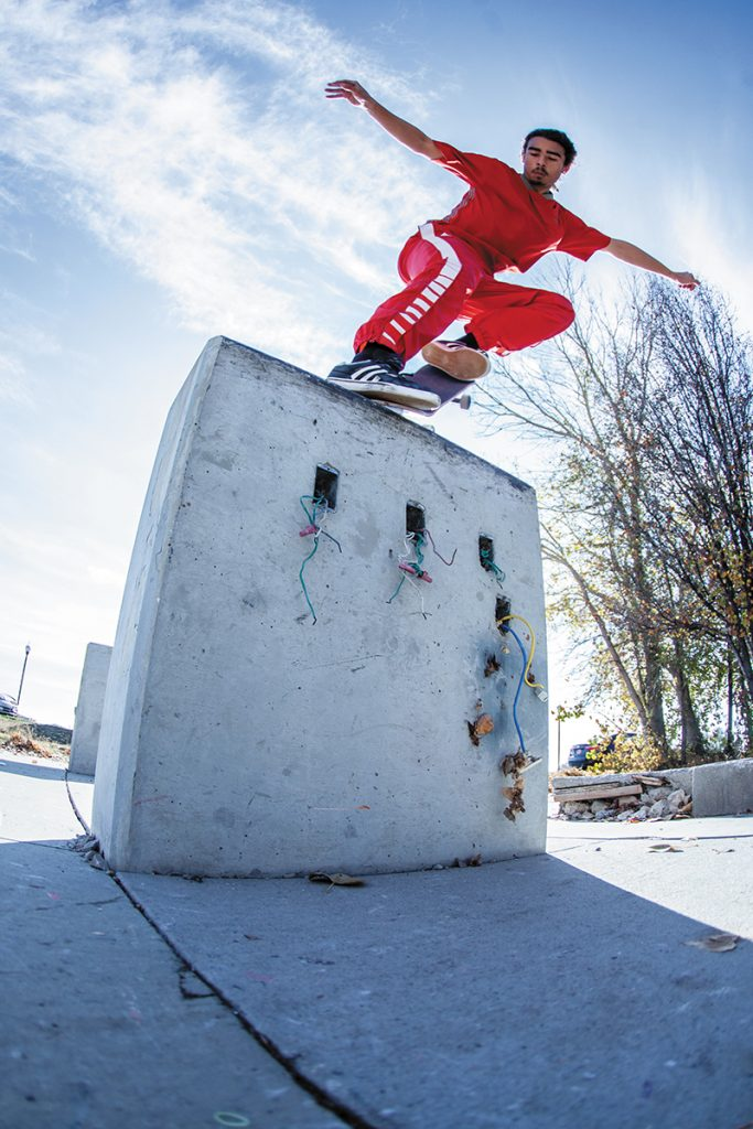 Skate Photo Feature: Cobe Harmer