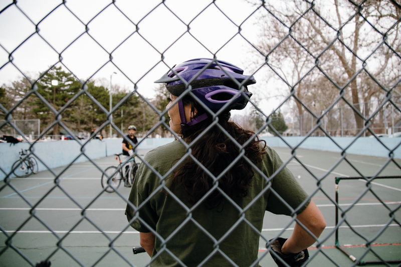 Pushing the Polo: Beehive Bike Polo Club is Expanding
