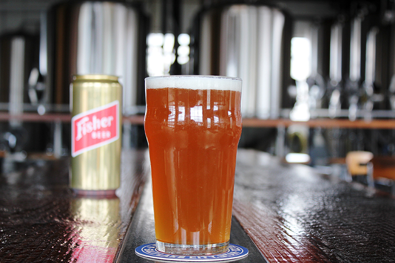 Beer of the Month: Fisher Brewing's Hayduke