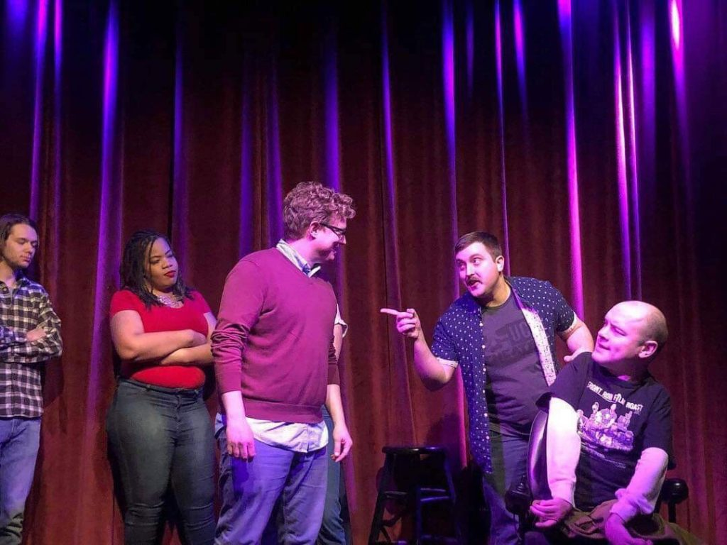 Crowdsourced Comedy: You've Never Seen Improv Like This