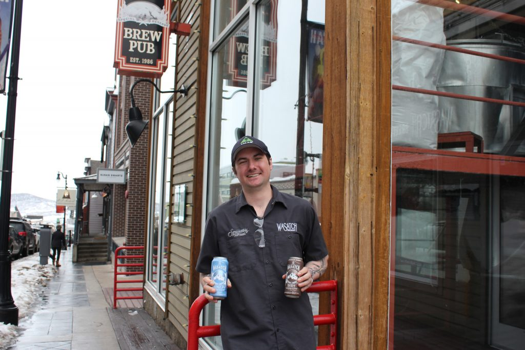 Kick Back with Wasatch Brewery's Nils Imboden