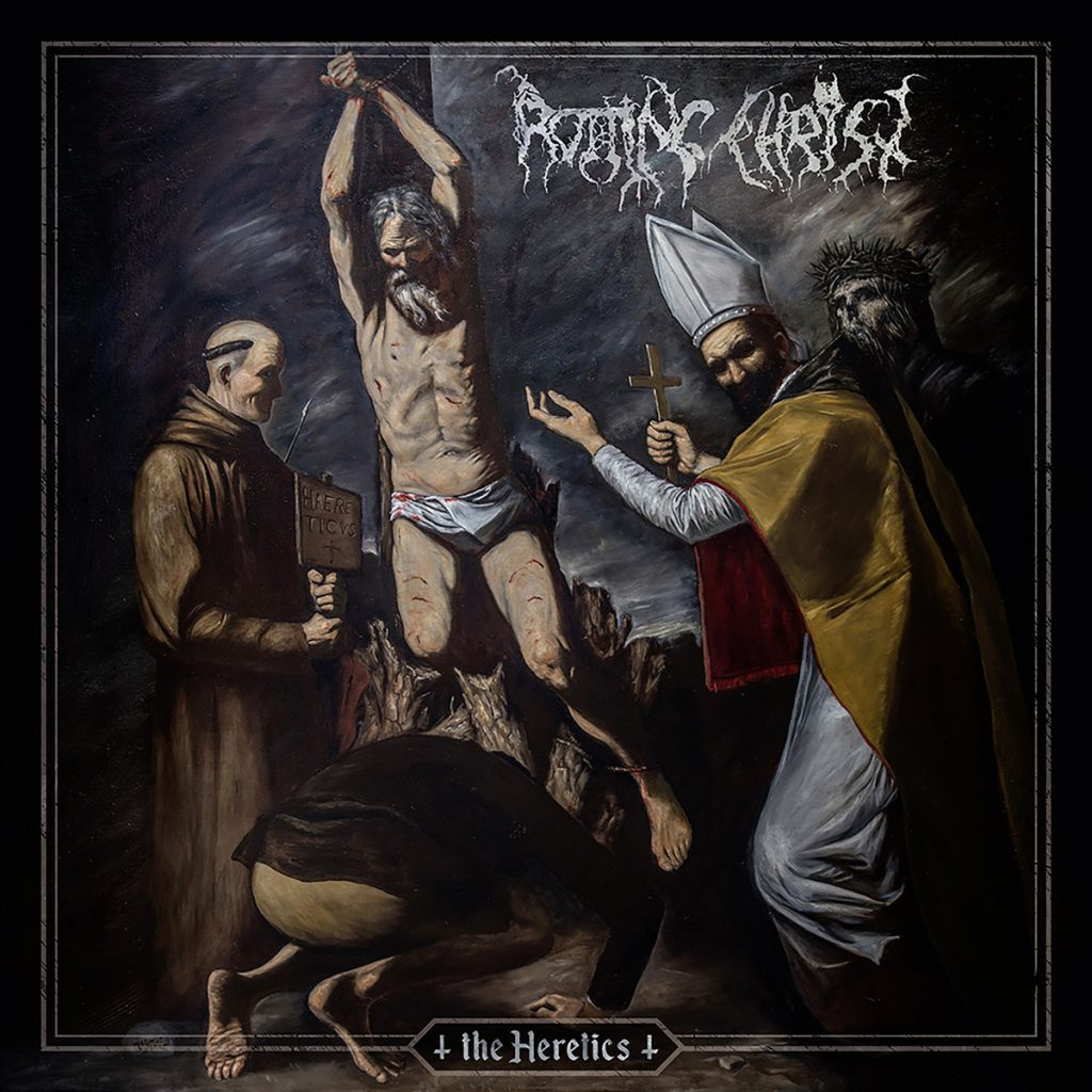 Review: Rotting Christ  – The Heretics