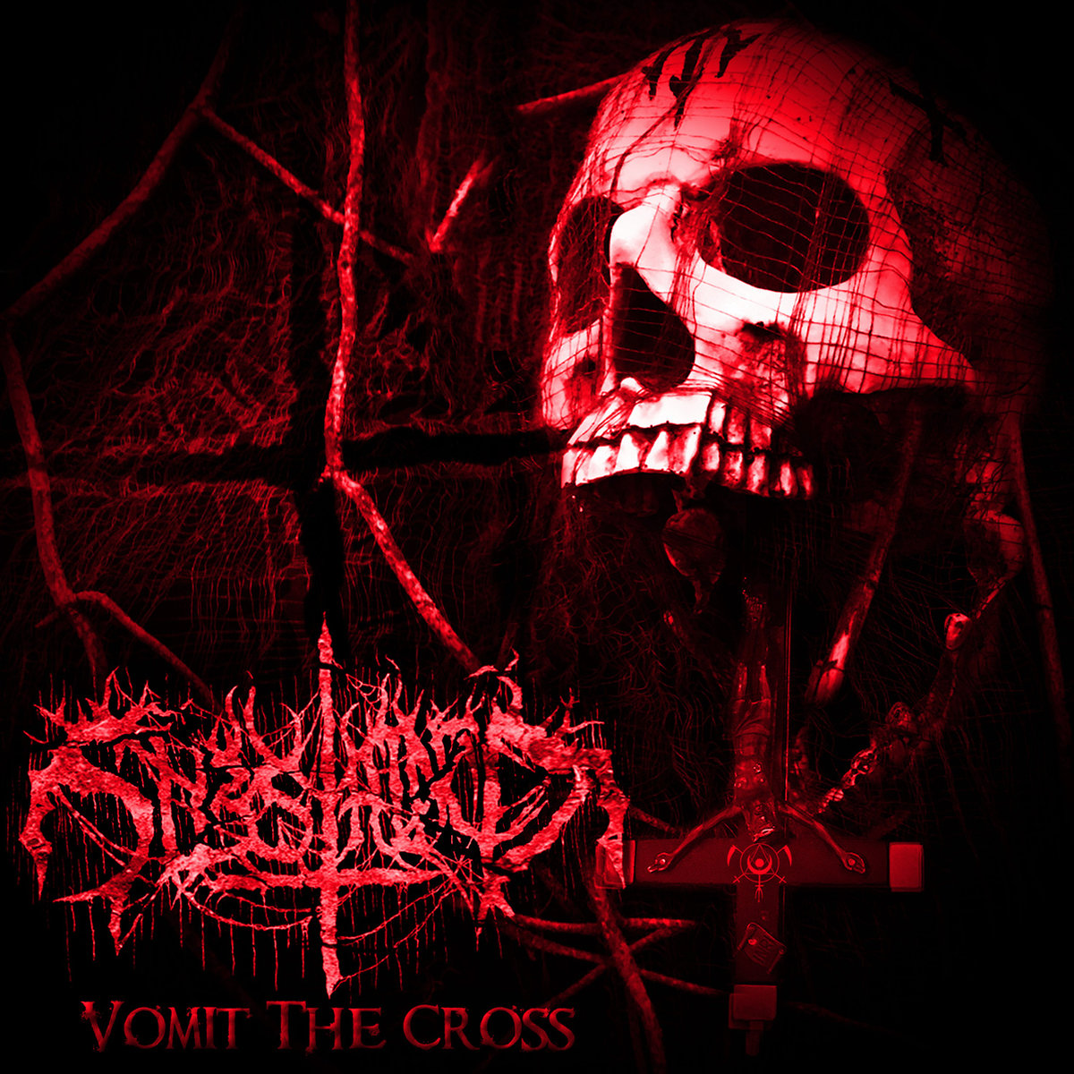 Substained | Vomit the Cross | Self-Released