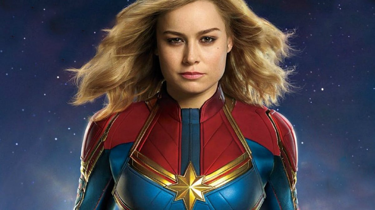 Film Review Captain Marvel Slug Magazine