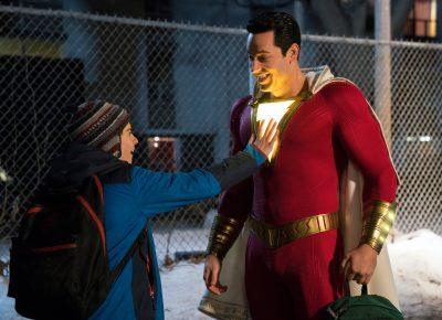 Shazam | David F. Sandberg | Warner Bros.