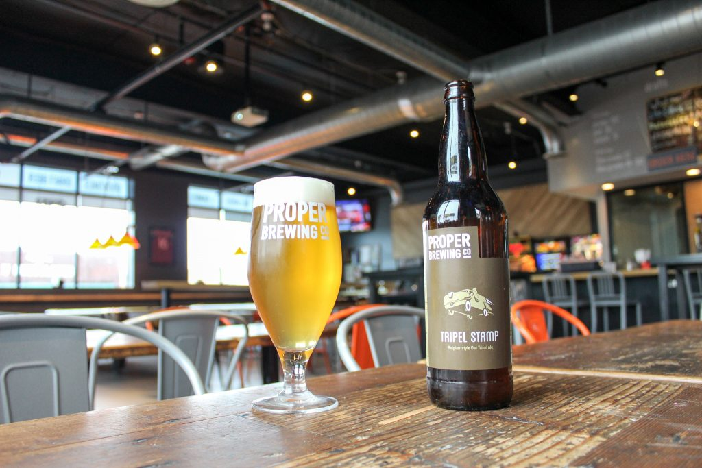 Beer of the Month: Tripel Stamp