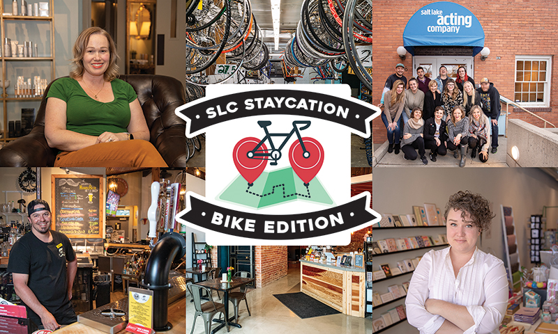 SLC Staycation: Bike Edition