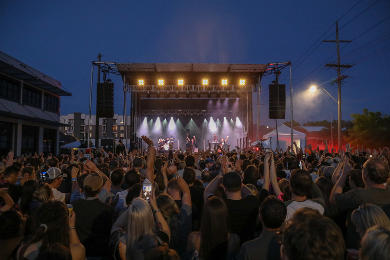 Kilby Court 20th Anniversary Block Party: The Perfect Concert Event